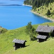 Stock Photo: Alpine lake