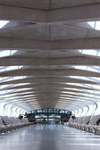 Airport architecture — Stock Photo