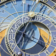 Astrological clock — Stockfoto #3920656