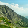 Stock Photo: Height Tatras