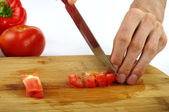 Cutting — Stock Photo