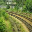 Rails — Stock Photo #3615222