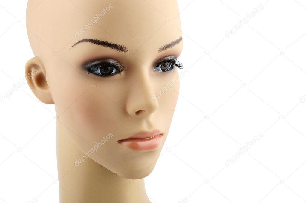 Fake face — Stock Ph...
