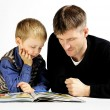 Father and son — Stock Photo #3912857