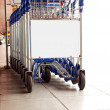 Stock Photo: Trolley