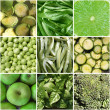 Royalty-Free Stock Photo: Vegetables collage
