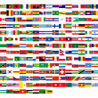 Royalty-Free Stock Photo: Flags of the world