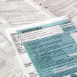 Tax forms — Stock Photo #3532414