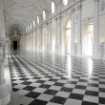 Galleria di Diana, Venaria — Stock Photo