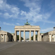 Brandenburger Tor, Berlin — Stock Photo #3532853