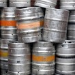 Beer casks — Stock fotografie