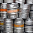 Beer casks - Stock Photo