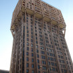 Torre Velasca, Milan — Stock Photo #3533558