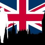 britství — Stock fotografie