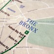 Royalty-Free Stock Photo: New York subway map