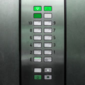 Lift elevator keypad — Stock Photo