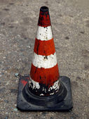 Traffic cone — Stock Photo