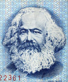 Karl Marx — Stock Photo