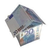 House of money — Stock Photo