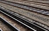 Ferrovia — Foto Stock
