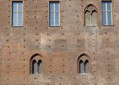 Old wall — Стоковое фото