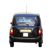 London Cab taxi car — Stock Photo