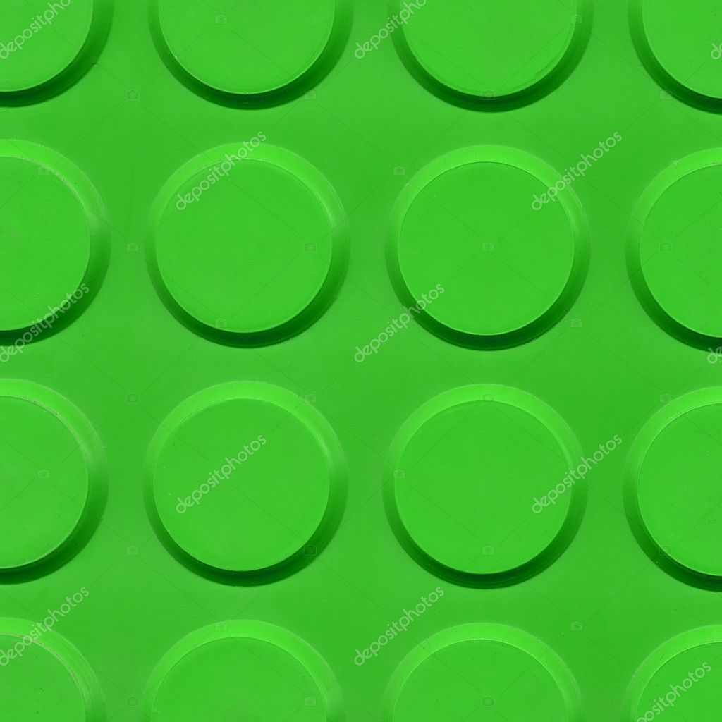 Rubber or linoleum floor tiles useful as background — Stock Photo #3533196