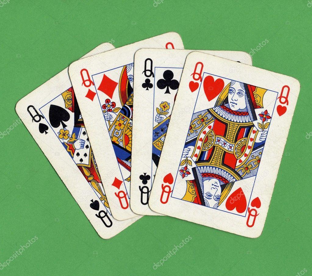 Queens poker