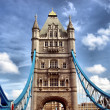 Tower Bridge, London — Stock Photo #3621878