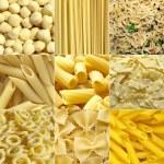 Pasta collage — Stock Photo #3633789