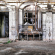 Abandoned factory — Foto Stock