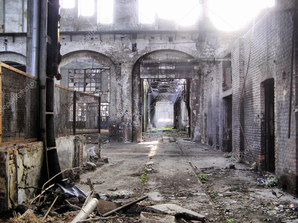 Usine d saffect e photographie claudiodivizia 3641615 - Acheter une usine desaffectee ...