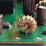 Printed circuit — Stock Photo #3662562