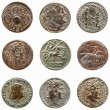 Roman coin — Stock Photo