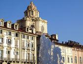 San Lorenzo church, Turin — Stock Photo