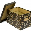 Cardboard box — Stock Photo #3518471