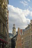 Altstadt von riga — Stockfoto