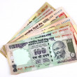 Foto de Stock  : Indimoney notes