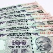 Indian money — Stock Photo