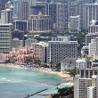Stock Photo: Honolulu
