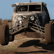 Stock Photo: Offroad racer