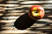 Country Apple — Stock Photo