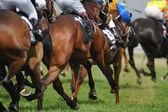 Horseracing — Stock Photo