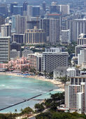 Honolulu — Stock Photo