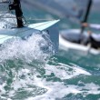 Stock Photo: Sailing 3