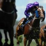 Horse racing 2 — Stock Photo #3530517