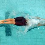 Dive in — Stock Photo
