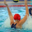 Waterpolo goal — Stock Photo