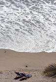 пляжный отдых 2 — Стоковое фото