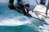 Sailing 4 — Stock Photo